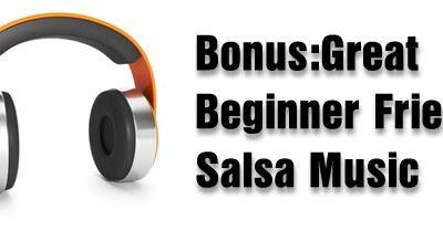 Bonus: Great beginner friendly Salsa music