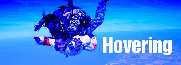 Do you hover?