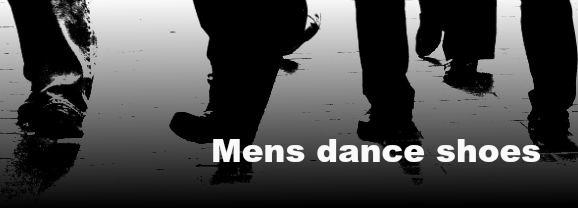 Mens Salsa dance shoes